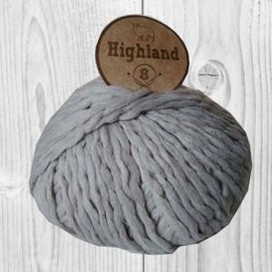 laine Highland 08 gris, vente de laine, pelote de laine, O'drey créa