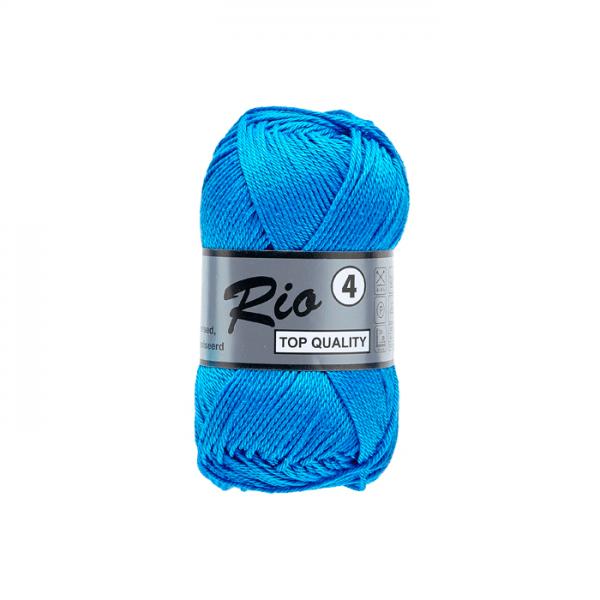 Pelote RIO 4 bleu, O'drey créa et ses petites pelotes